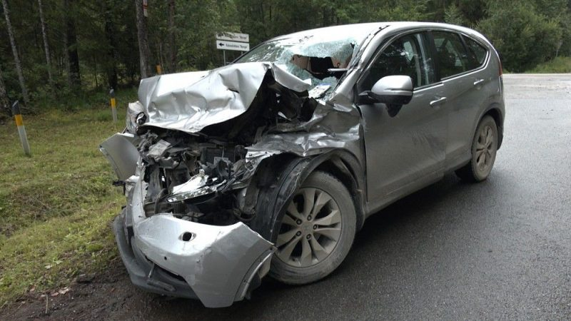 auto avārija
