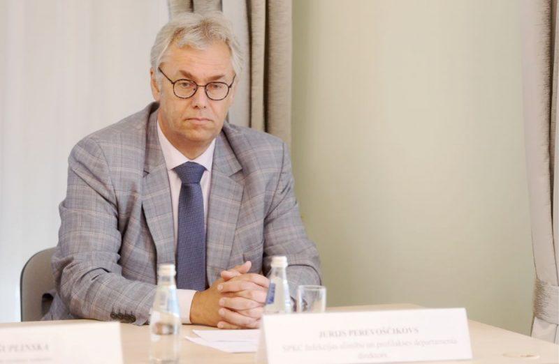 Jurijs Perevoščikovs.