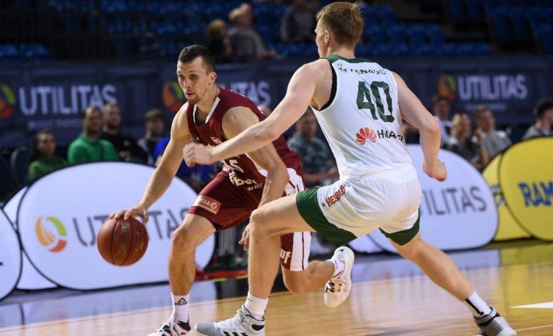 """Igaunijas basketbola simtgadei veltīts """"Baltijas ceļa"""" basketbola turnīrs, kurā tiekas Lietuvas un Latvijas basketbola izlases."""
