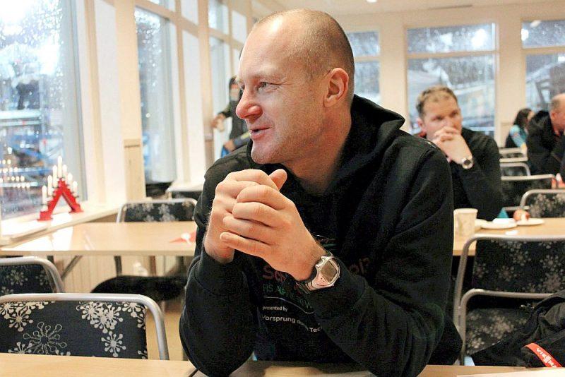 Oļegs Maļuhins Daugavpilī uzsācis unikālu projektu jaunajiem sportistiem.