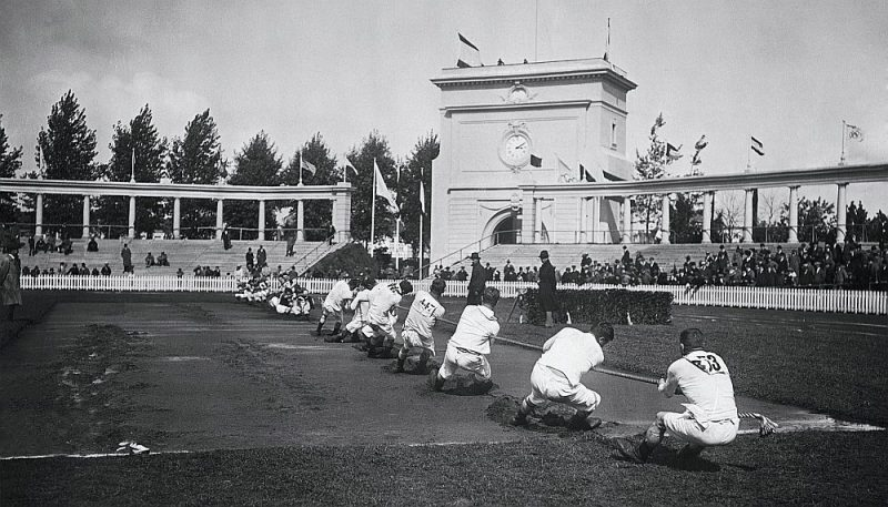 Arī virves vilkšana bija olimpiskais sporta veids.