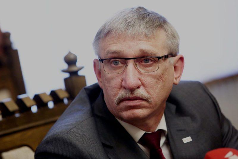 Bijušais ģenerālprokurors Ēriks Kalnmeiers