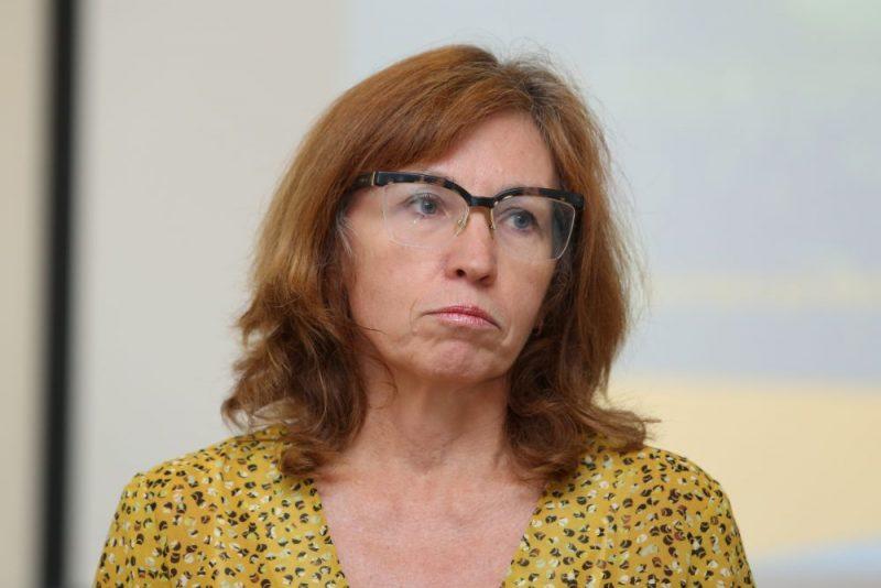 PTAC vadītāja Baiba Vītoliņa