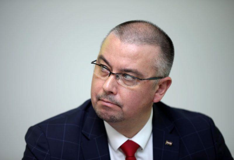 Korupcijas novēršanas un apkarošanas biroja priekšnieks Jēkabs Straume