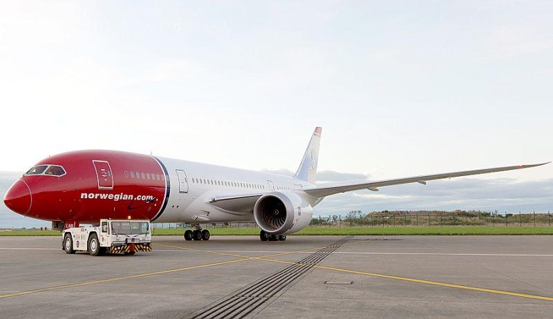 """Norvēģijas aviokompānija """"Norwegian"""" veidos starptautisko pakalpojumu centru Rīgā, kurš apkalpos aviokompānijas darbību visā pasaulē."""