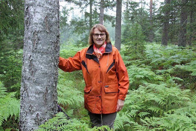 """Ilga Sedliņa: """"Pārmaiņu laikā, kad zaudē darbu, mežs mūs burtiski izglāba."""""""