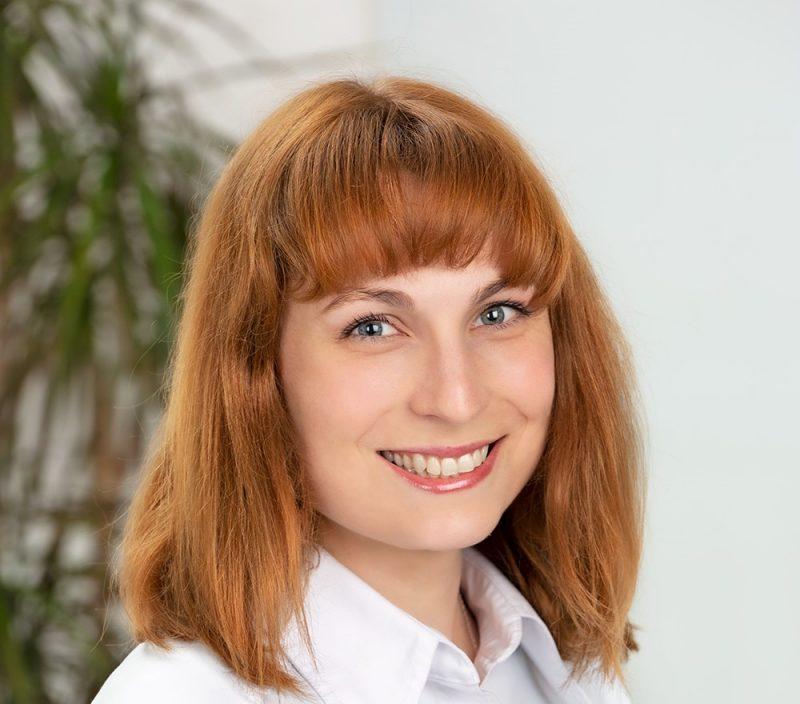 Veselības centru apvienības ginekoloģijas dienesta vadītāja Karlīna Elksne