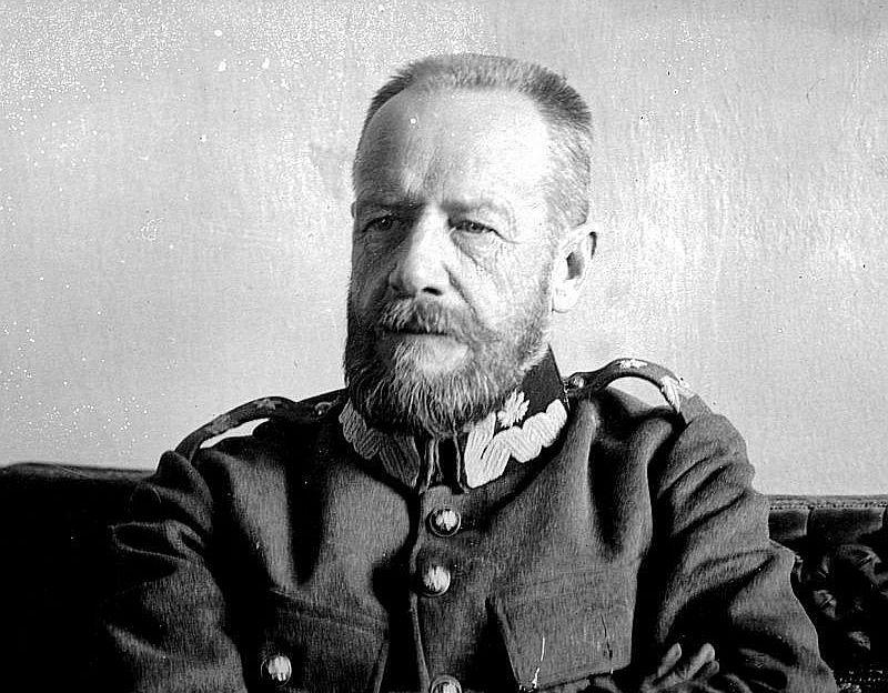 Ģenerālis Lucjans Žeļigovskis.