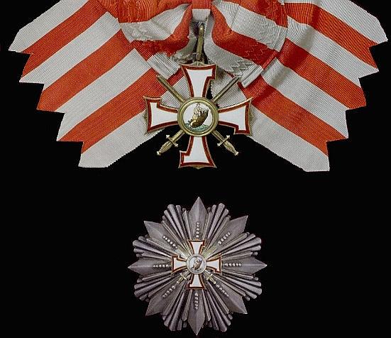 Lāčplēša Kara ordenis.
