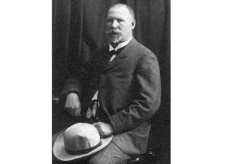 Ādolfs Agte (1850–1906).