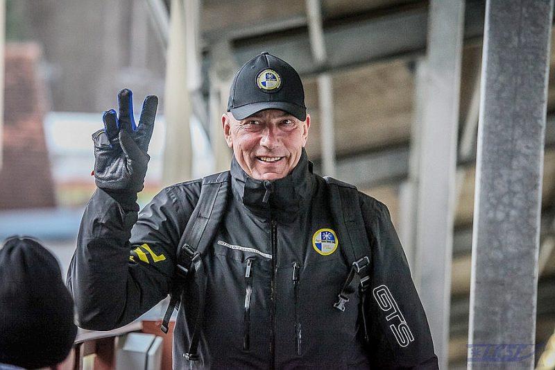 Einars Fogelis ir pirmais latvietis, kurš kļuvis par olimpiskā sporta veida starptautiskās federācijas prezidentu.