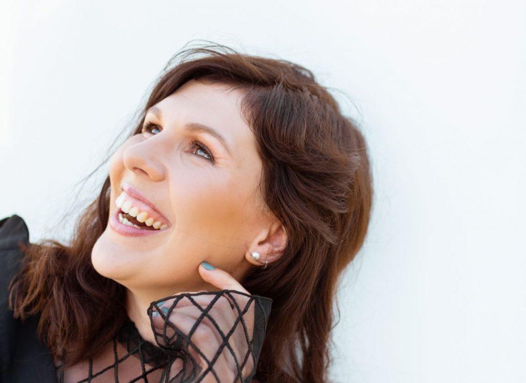 Dziedātāja Rūta Dūduma-Ķirse.