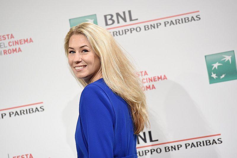 """Režisore Giedre Žickīte Romas starptautiskajā kinofestivālā. Filma """"Lēciens"""" jau izrādīta arī Varšavas, Jihlavas, Lībekas un Tallinas kinoforumos un arī Rīgā."""