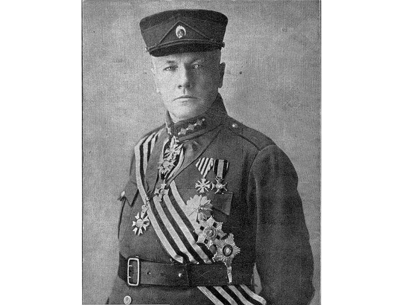 Ģenerālis Jānis Balodis (1881–1965) 1931. gadā.