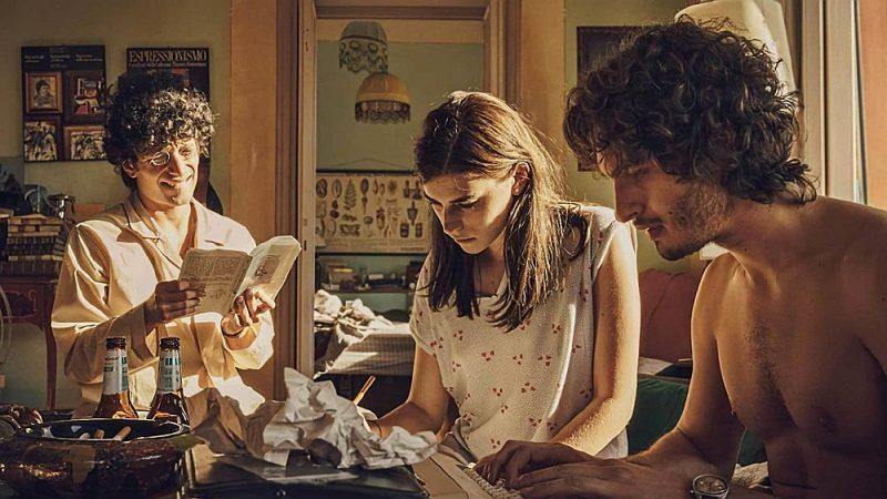 "Kadrs no Paolo Virdzi filmas ""Maģiskās naktis""."