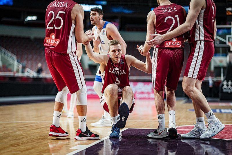 Latvijas basketbola dzīves vadītājiem būs jāpieņem gudri lēmumi, lai izlasei radītu iespējas atkal piecelties un realizēt lielo potenciālu.