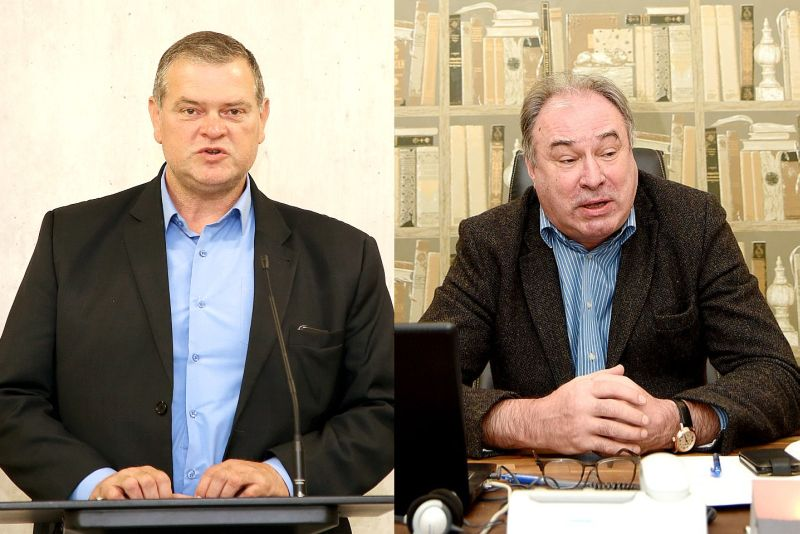 Neoficiāla informācija liecina, ka Ropažu novada domes priekšsēdētājs Zigurds Blaus (pa kreisi) LZS pametis, jo nav sapraties ar šīs partijas biedriem Garkalnē. Starp viņiem ir arī bijušais Garkalnes novada mērs Mārtiņš Bauze-Krastiņš, kuram tagad, iespējams, tiek gatavota atgriešanās.
