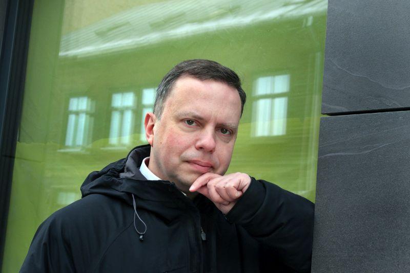 Indulis Paičs, teologs, lektors, kristīgās meditācijas un apzinātības skolotājs.