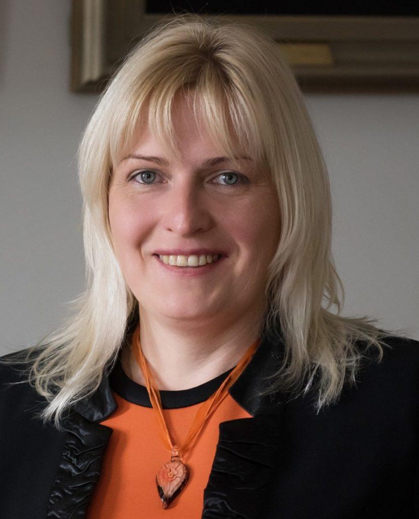 Sandra Muižniece-Brasava, Latvijas Lauksaimniecības universitātes Tehnoloģiju un zināšanu pārneses nodaļas vadītāja.