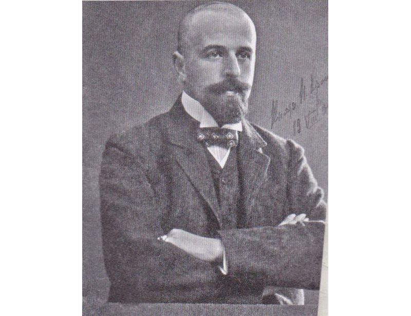 Kņazs Nikolajs Kropotkins.